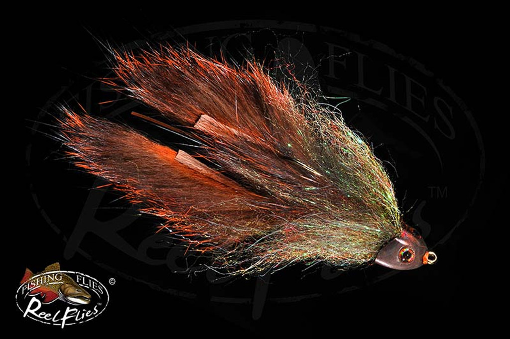 Rust Crawdad Minnow