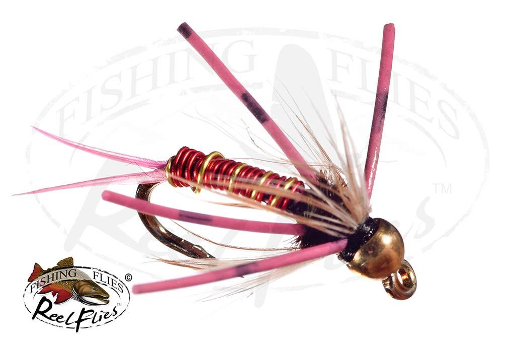 Steelhead Poacher Nymph Red