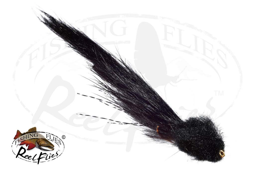 Woolhead Sculpin Black