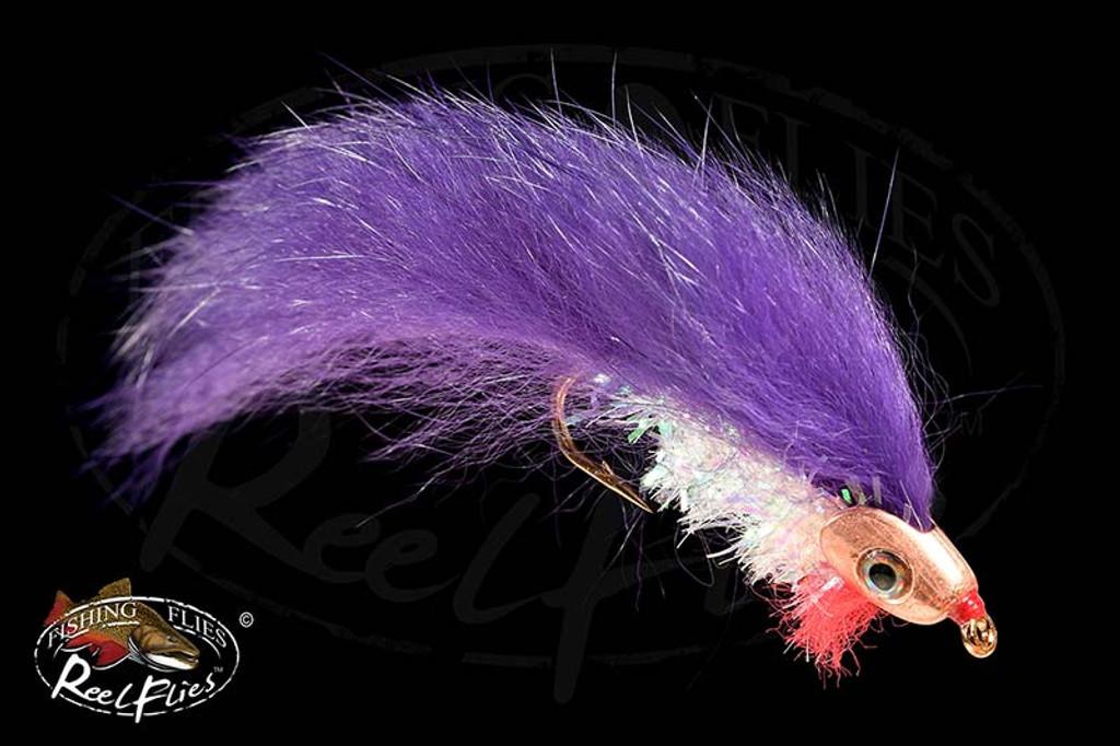 Boney Baitfish Purple