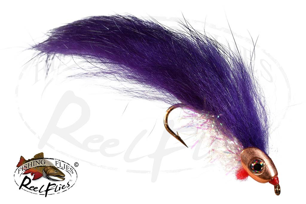 Boney Baitfish PurpleBoney Baitfish Purple