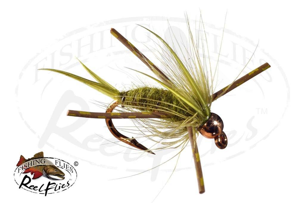 Steelhead Predator Nymph Olive