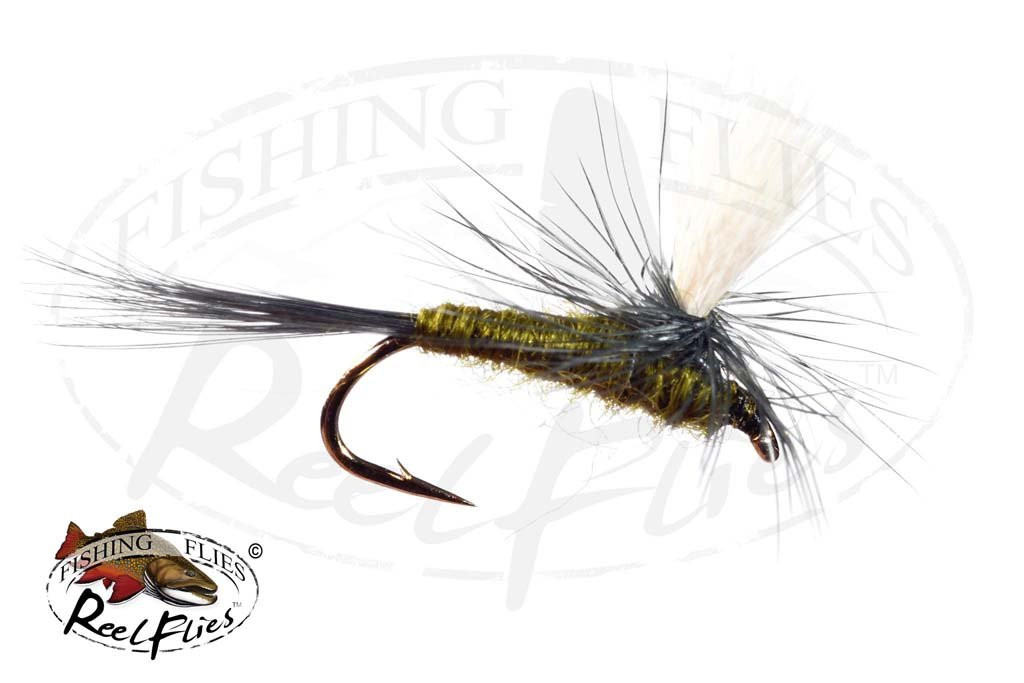 Blue Wing Olive Parachute Dry
