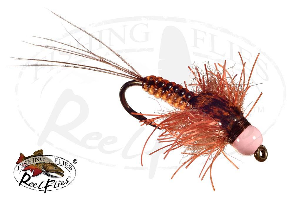 Reelflies Tarantula Hexagenia Nymph