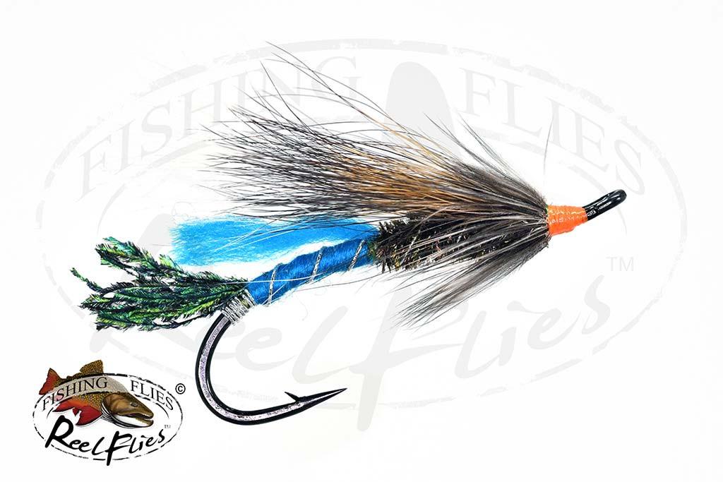Blue Rat Salmon Fly