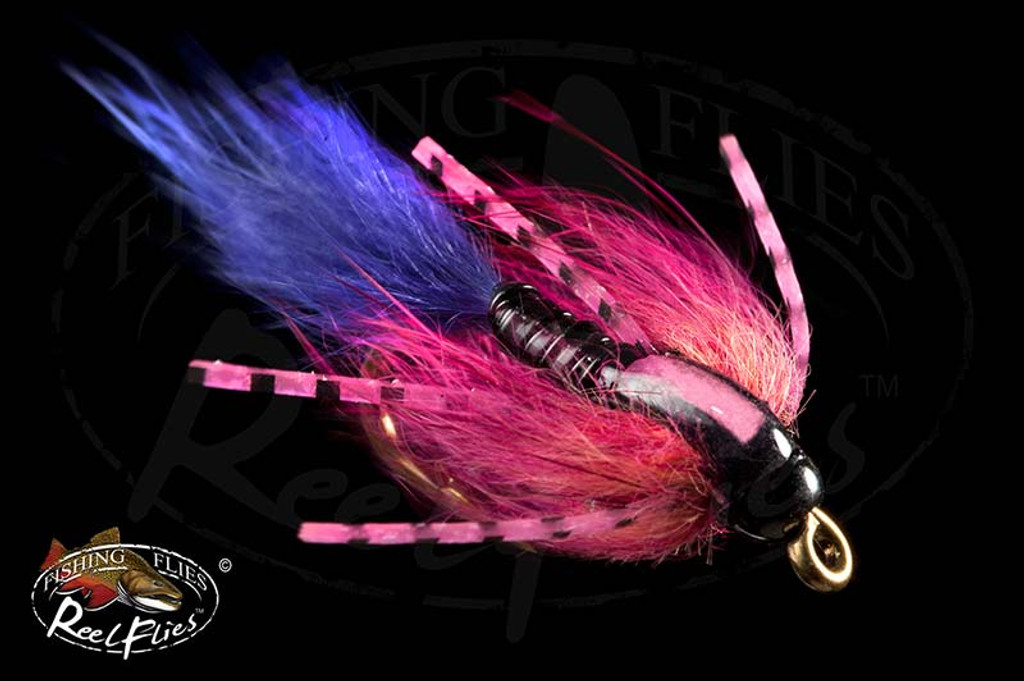 Inferno Pink Stream R Nymph