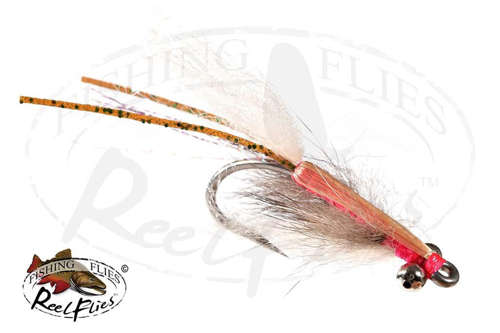 Pink Shrimp Fly