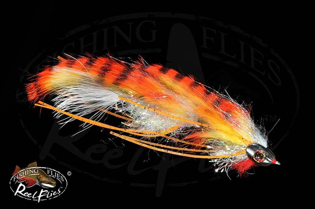 Fire Tiger Articulated Baitfish