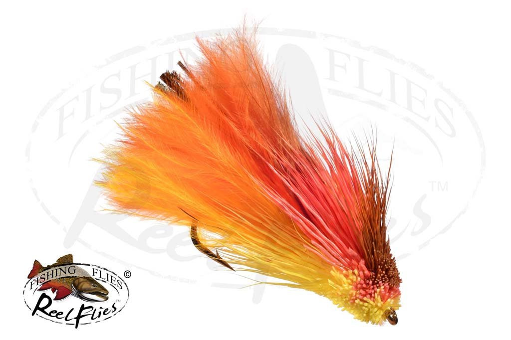 Muddler Minnow Multi Marabou