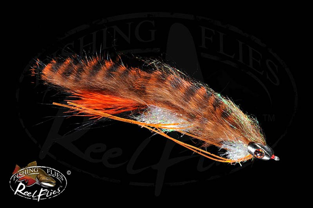 Bronze Tiger Articulated Baitfish