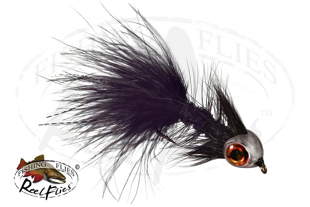 Schlappen Woolly Bugger Black