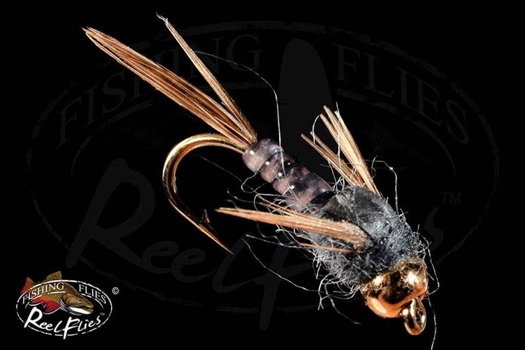 BH ReelFlies™ Nymph Grey Drake Mayfly