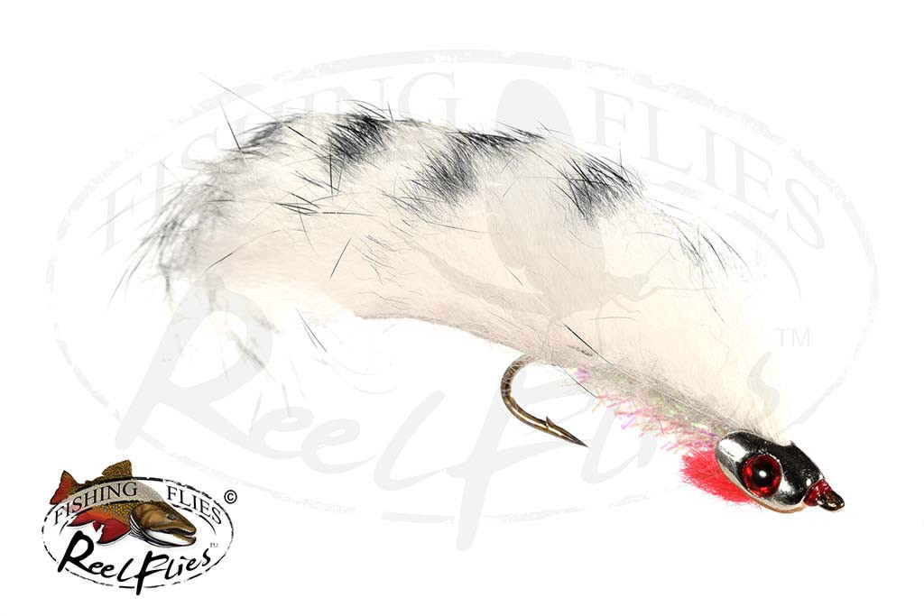 Boney Baitfish White