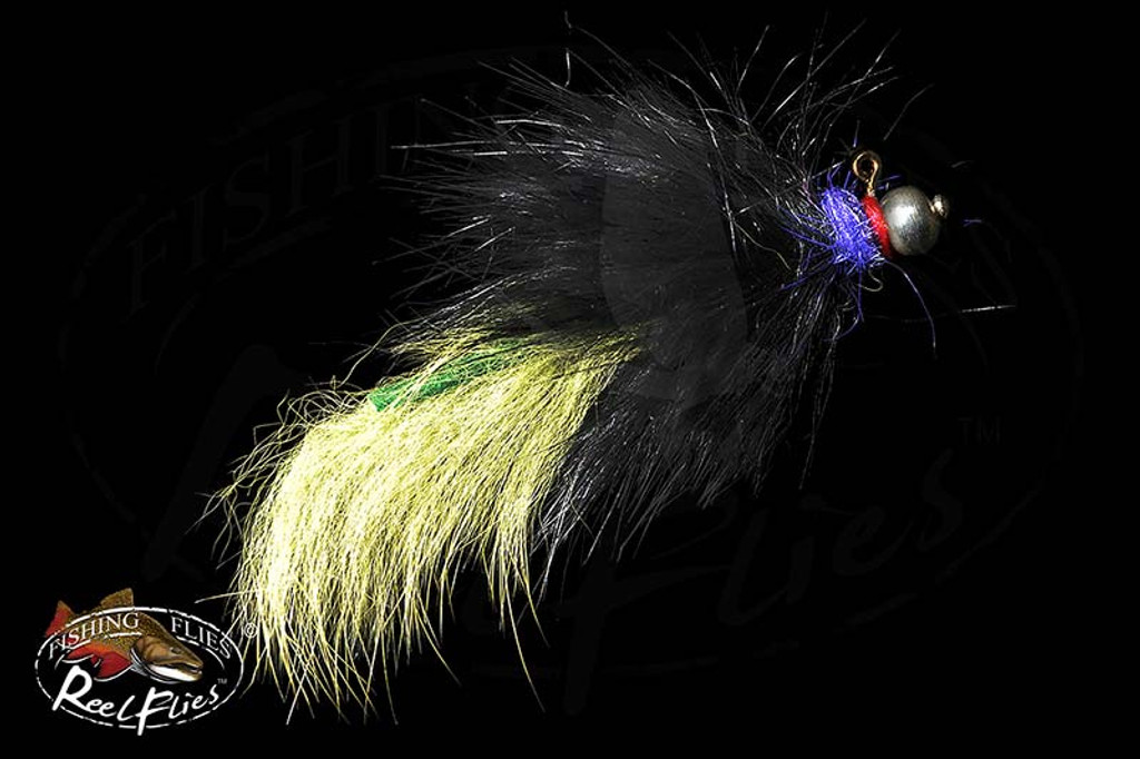 Jig Head Olive Black