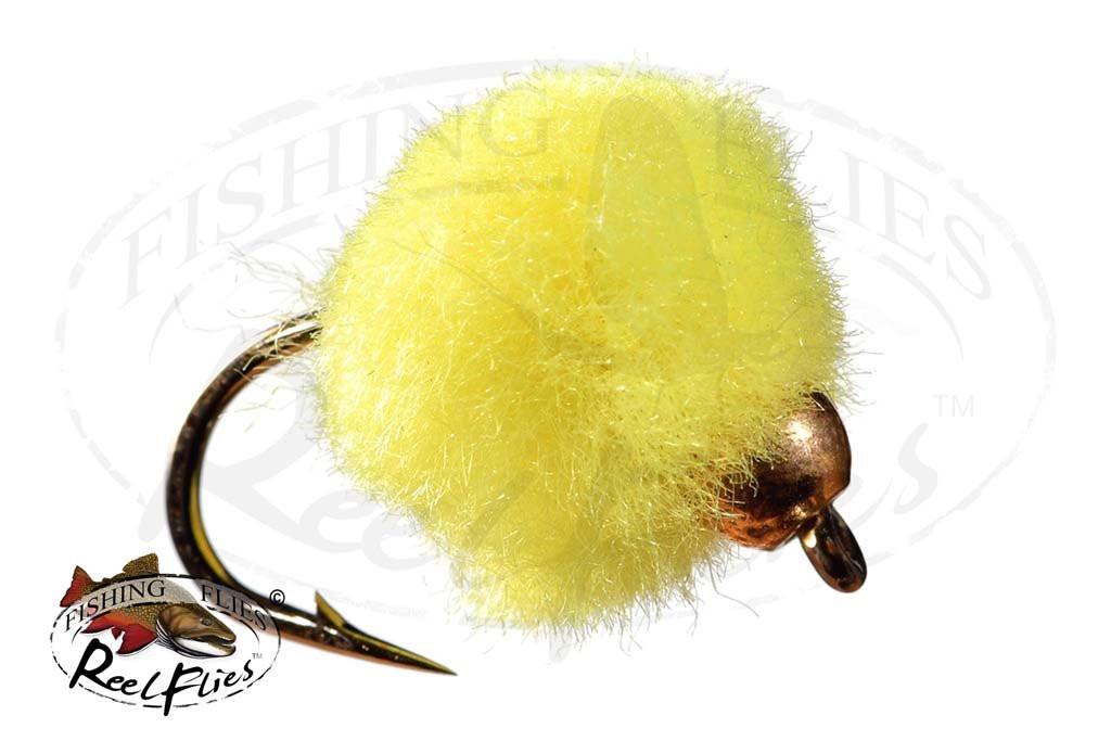 BH Globug Pale Yellow Egg Fly