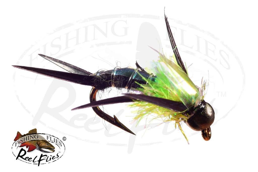 Psycho Stonefly Chartreuse