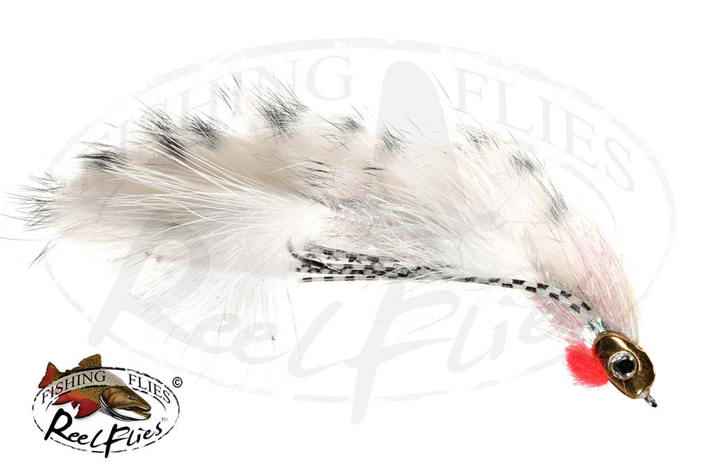 Polar White Articulated Baitfish