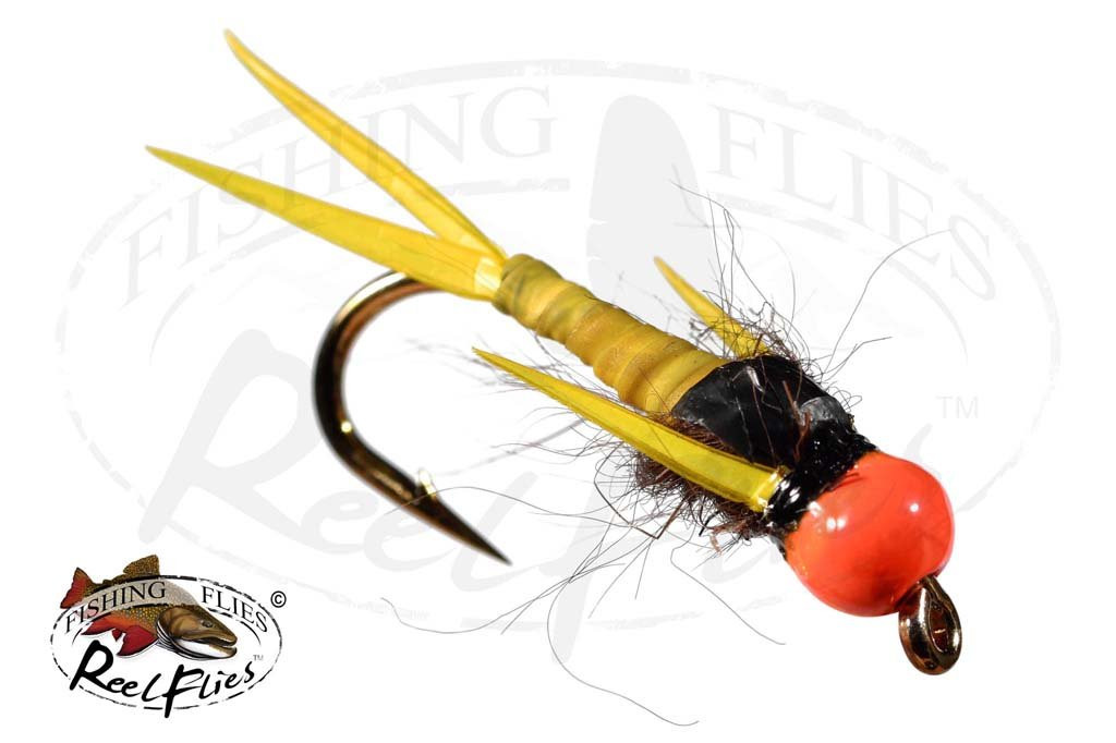BH Orange Yellow Stonerfly
