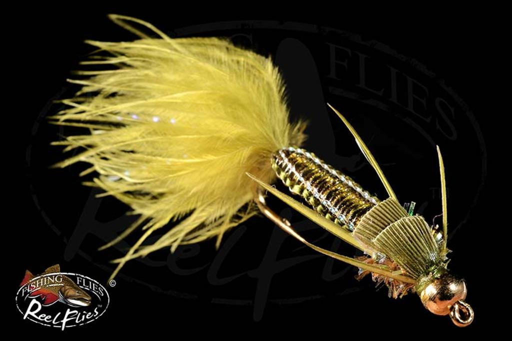 Rocket Stonefly Olive