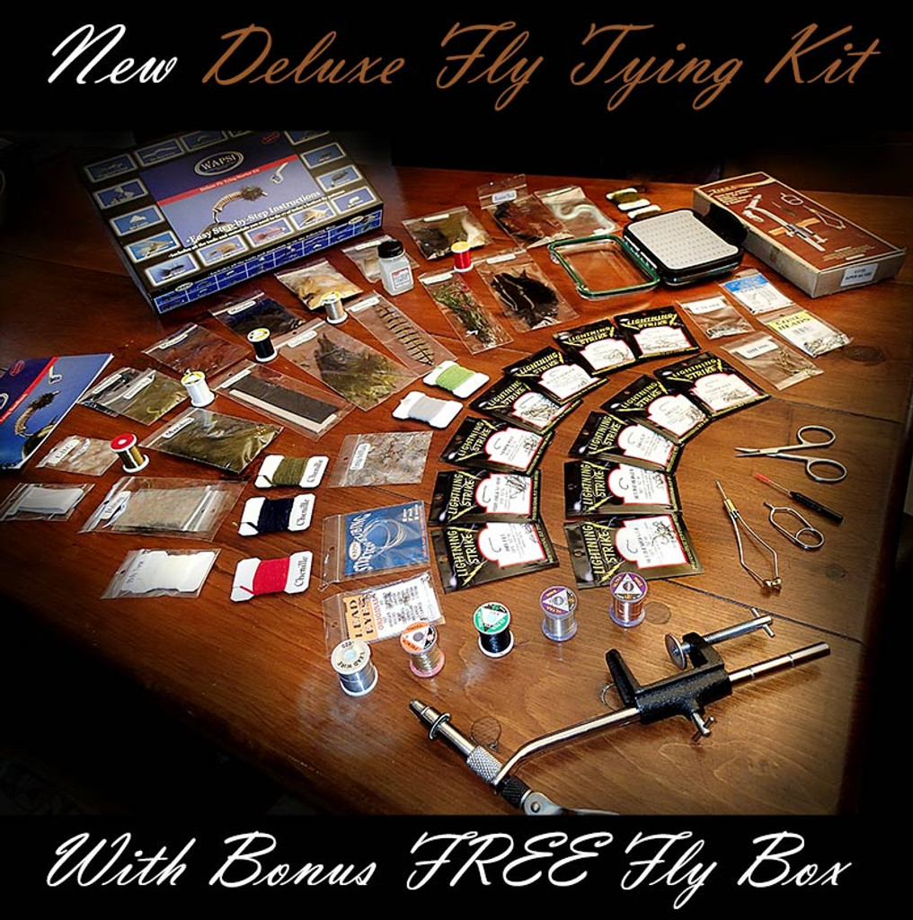 Deluxe-Fly-Tying-Kit