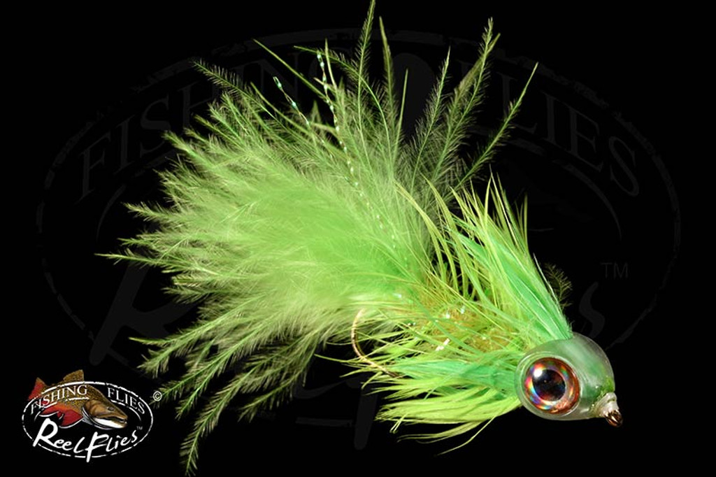 Schlappen Woolly Bugger Chartreuse