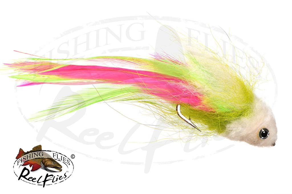Smallmouth Seducer White
