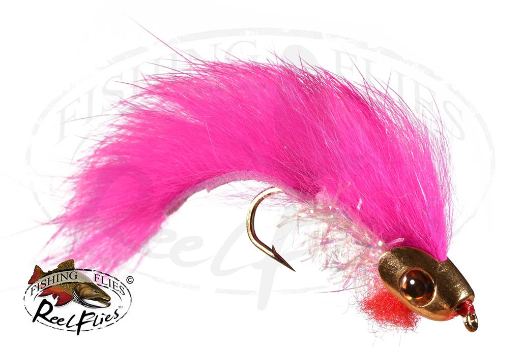 Boney Baitfish Hot Pink