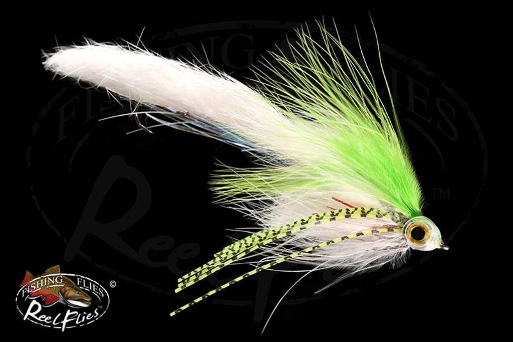 Reelflies Stinger Chart White