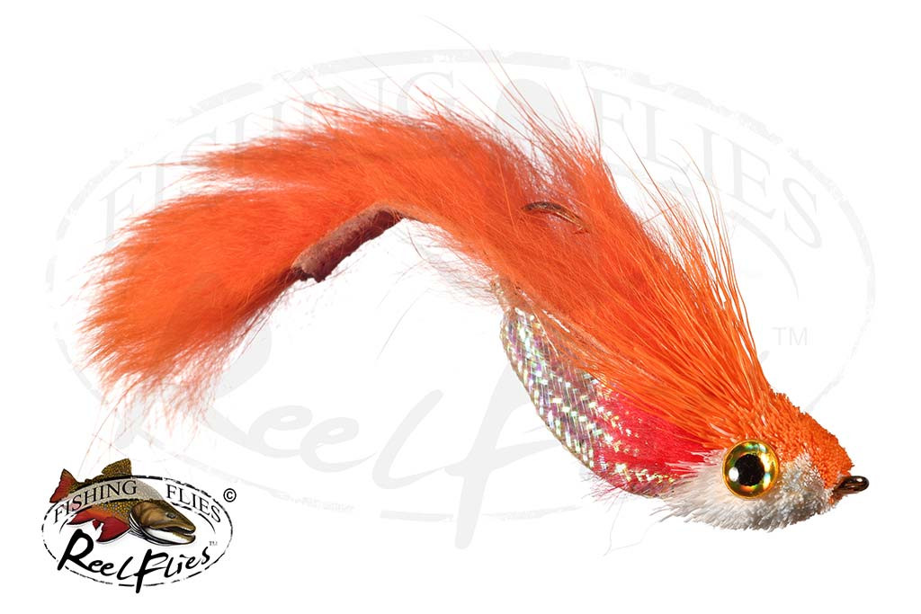 Reelflies Minnow Orange