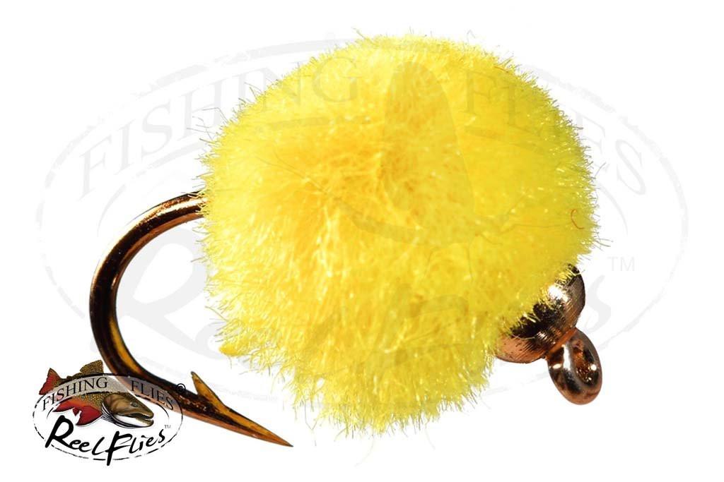BH Globug Yellow Egg Fly