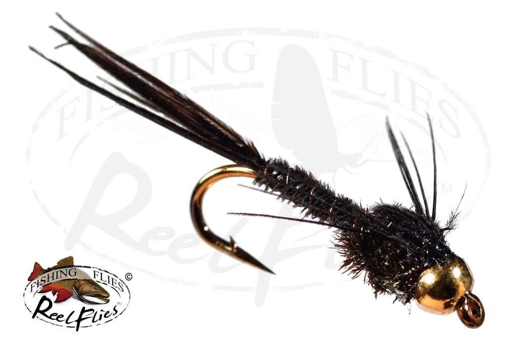 Beadhead Pheasant Tail Black