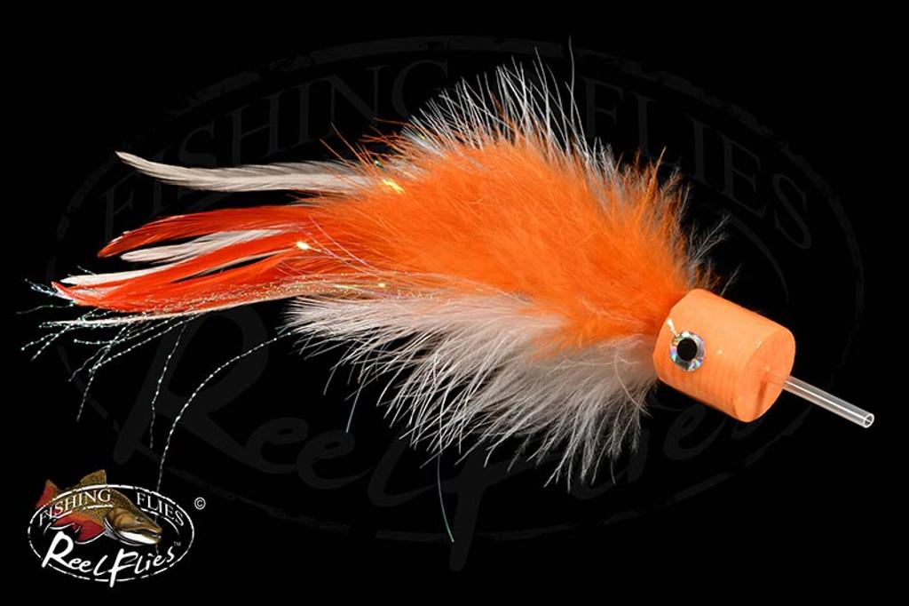 Salty Jacks Popper Orange