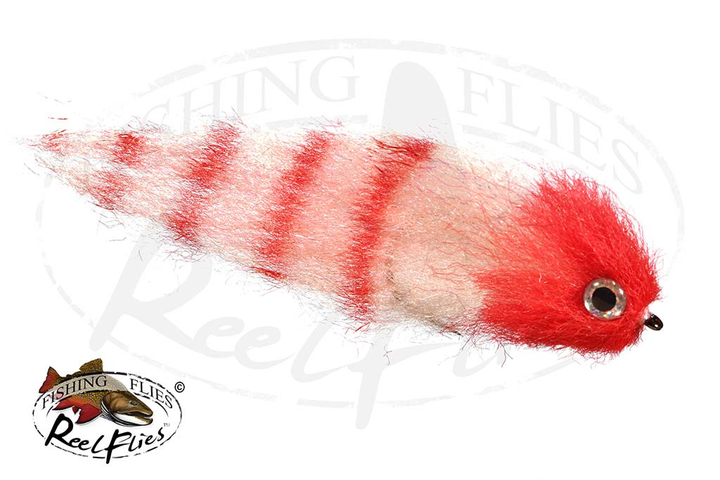 Fat Head Baitfish Red