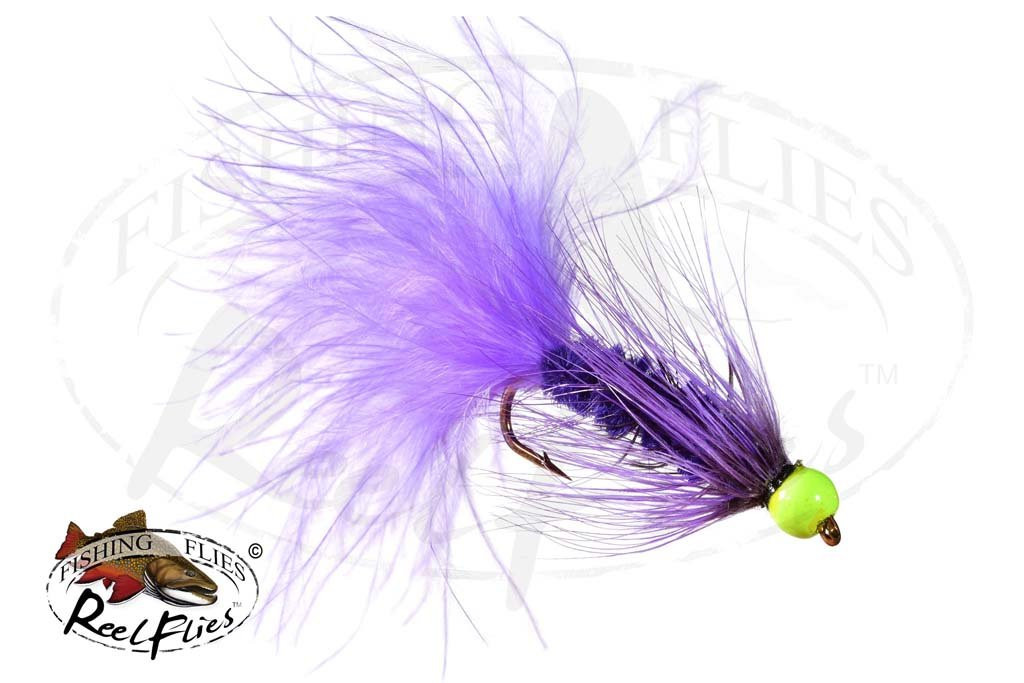 BH Purple Leech Epoxy Chartreuse