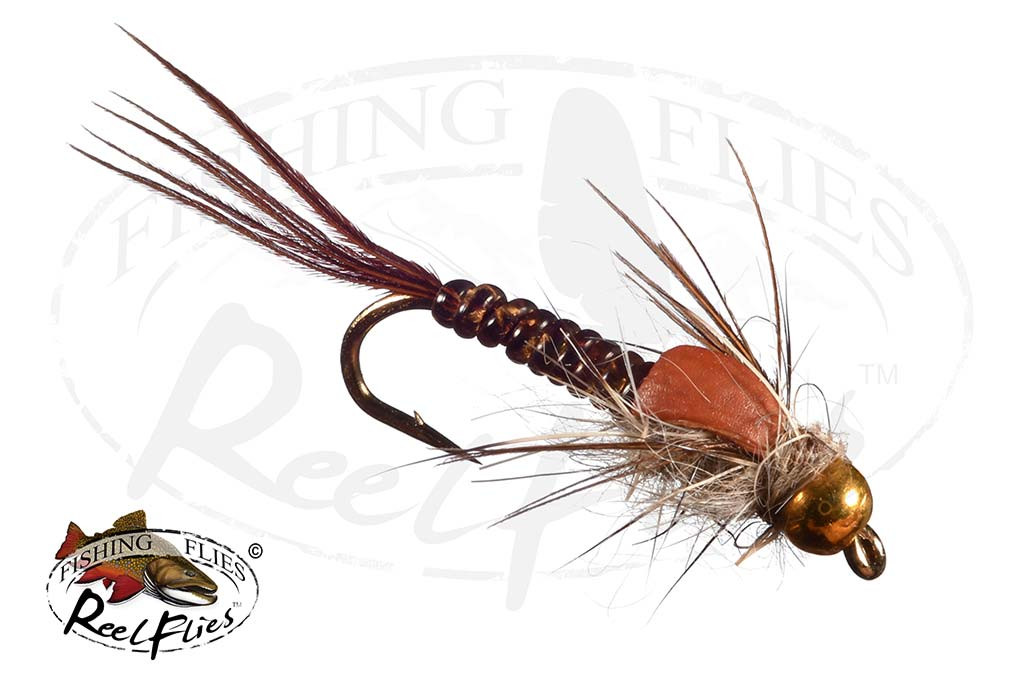 Ultimate Ginger Mayfly Nymph