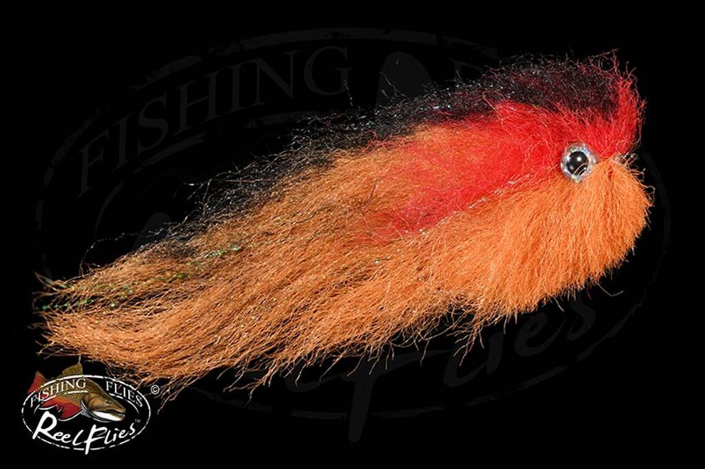 Fat Head Baitfish Orange