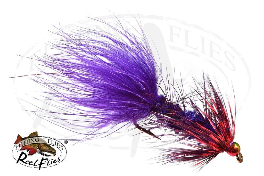 Rainbow Bead Head Bugger