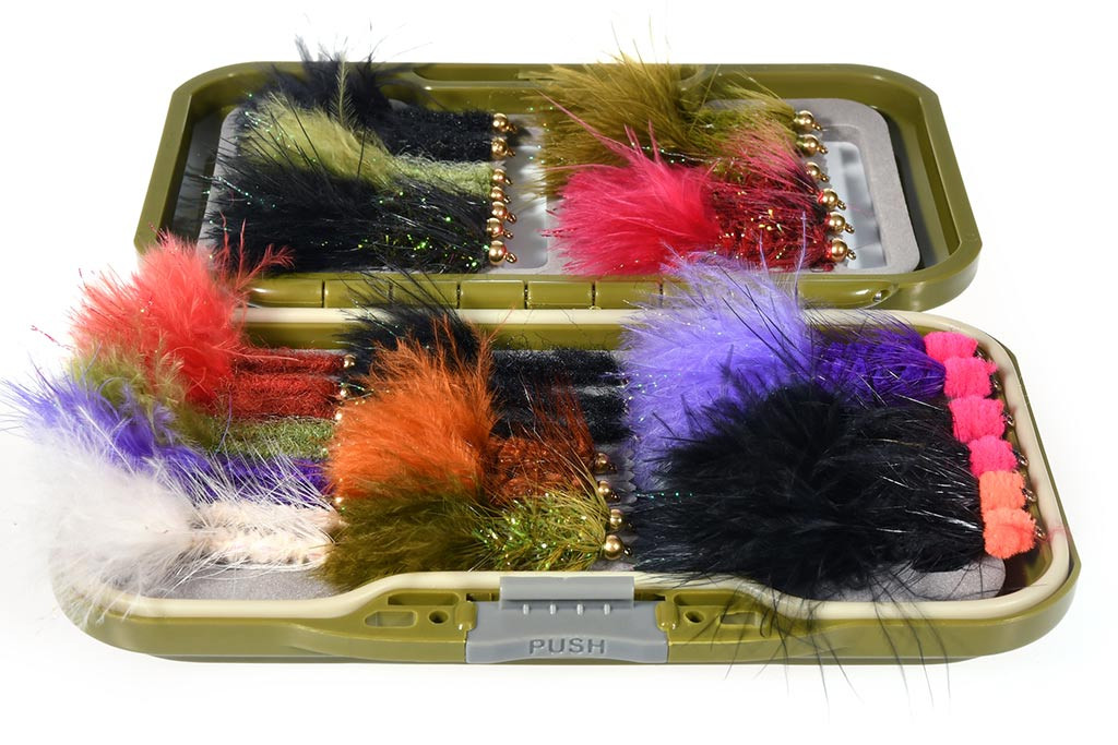 Slimline Waterproof Double Sided Fly Box - RF9544