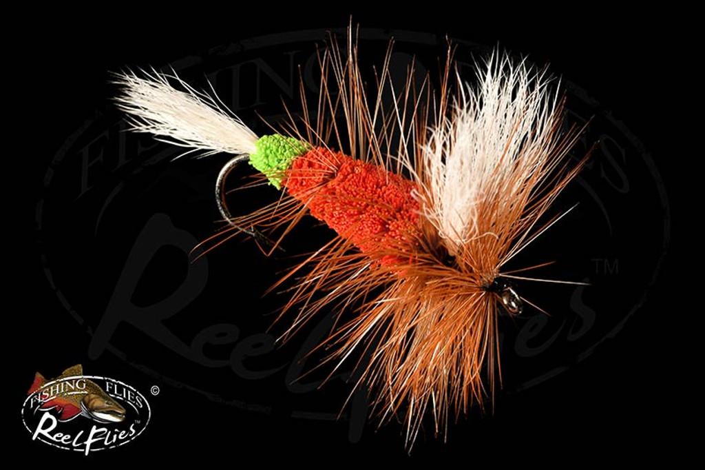 Killer Whisker Orange Green