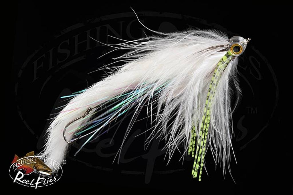 Reelflies Stinger White
