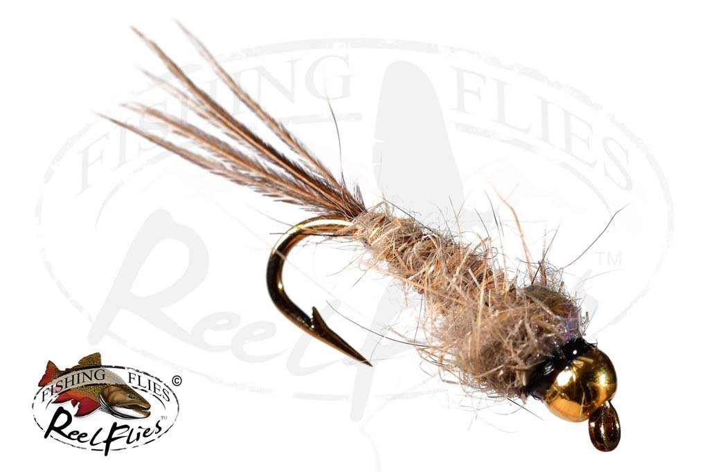 Beadhead Hare's Ear Pheasant Tail Flashback