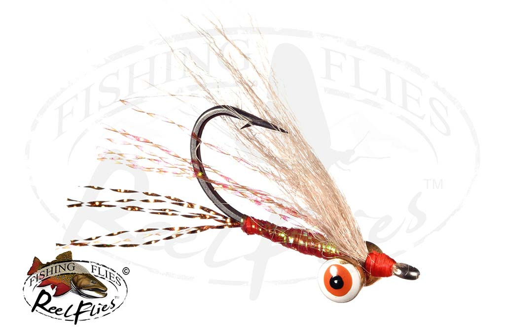 Sunburst Shrimp Fly