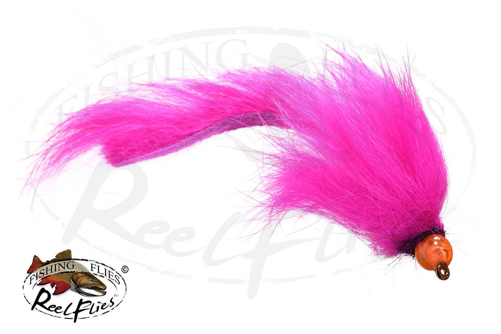 Reel Egg Pink Leech