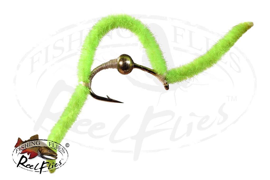 BH San Juan Worm Chartreuse
