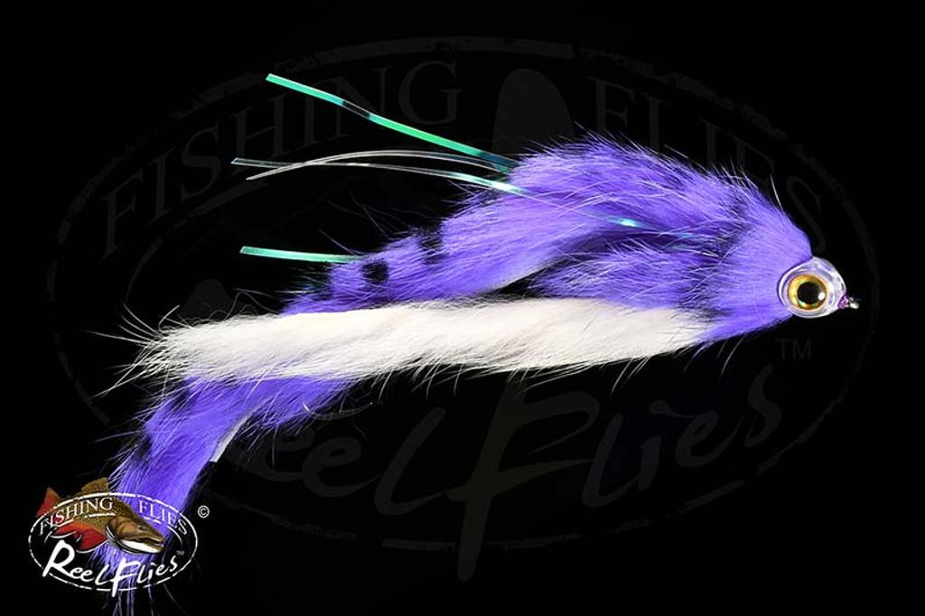 Dolly Llamma Purple White