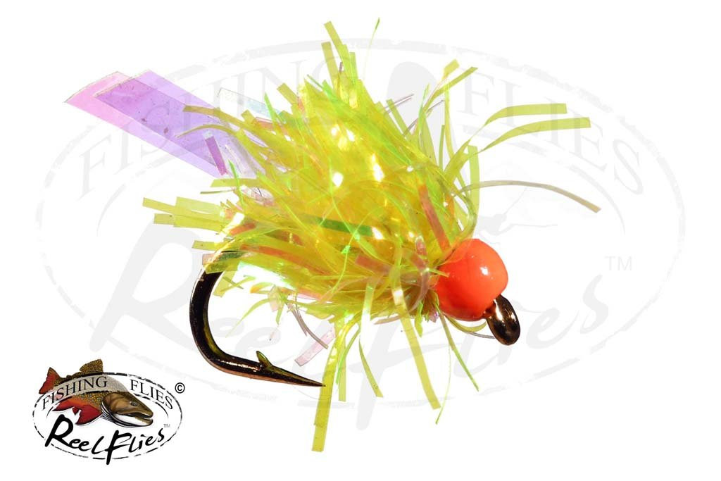 Tungsten Trout Tickler Chartreuse