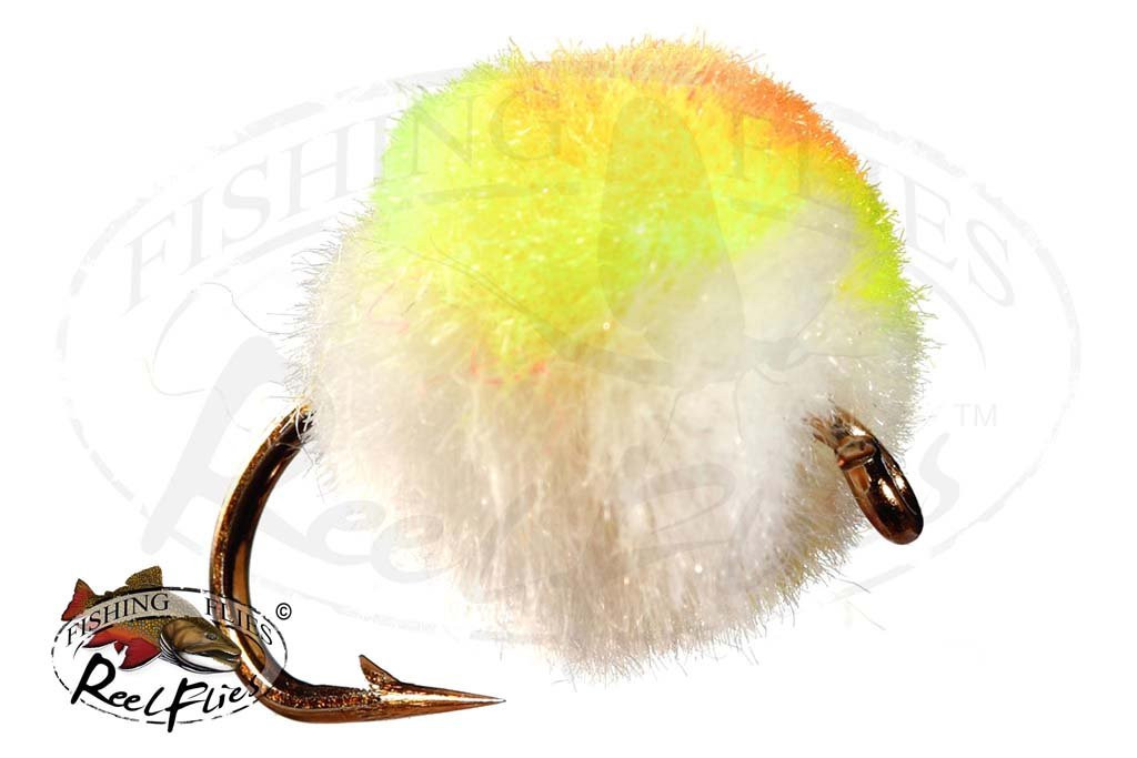 Golden Clown Globug Egg Fly
