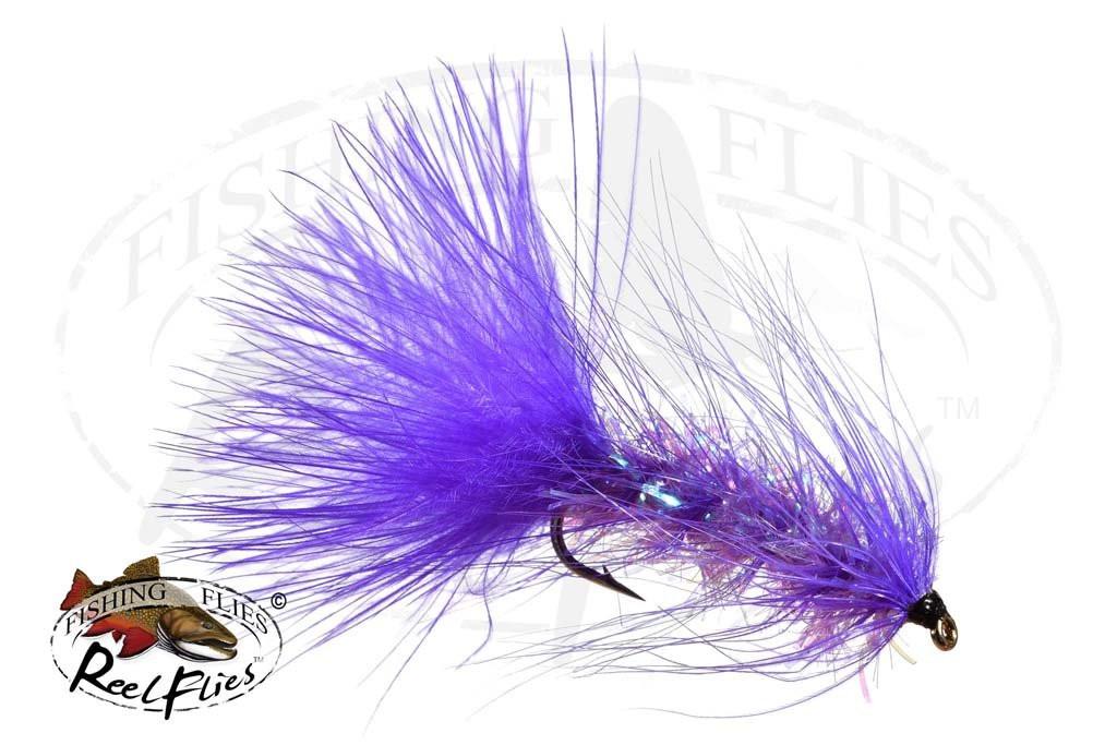 Krystal Bugger Purple