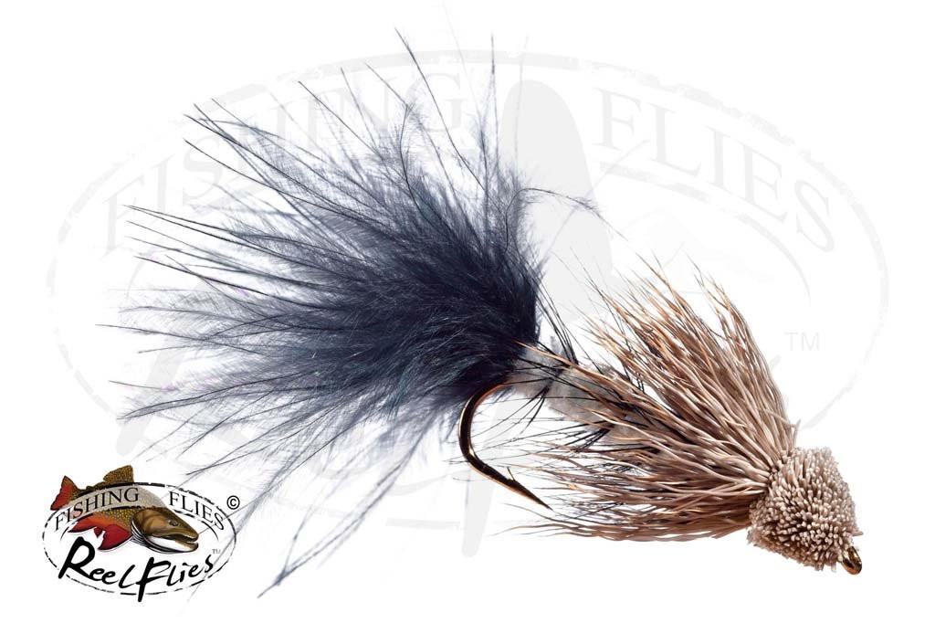 Bow River Bugger White