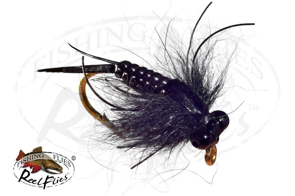 Tarantula Stonefly Nymph